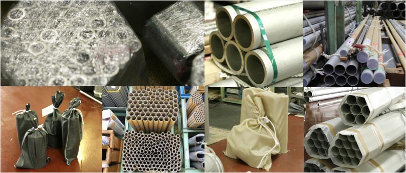 様々な梱包仕様で大切な商品を守ります